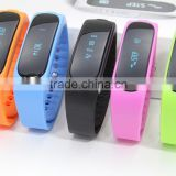 Christmas promotion 5 Colors Sport Bluetooth Fitness Band