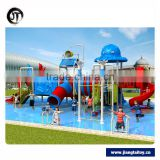JT16-3501 Wholesale Children Water Park Playground Equipment For Commercial