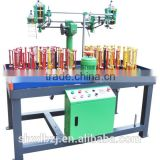 High Speed Useful Cotton Plastic Piping Cord Braiding Machine