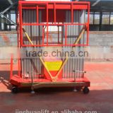 1~6m, hydraulic scissor lift platform /steel grating platform /industrial steel platforms