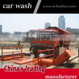 2016 Fully automatic truck washing machine with good quality, wheel or tire wash machine