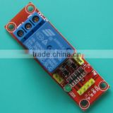 WINSUN 1 way 12V relay module can be set high and low level trigger relay 12V control AC 220V