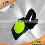 Silicone Rfid Wrist Band with EM9917 Reader,Waterproof Base on H4102 Chip for health care