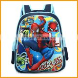 Hot Style Spiderman Primary Kids School Backpack                                                                         Quality Choice
