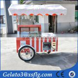 ice cream designer push carts