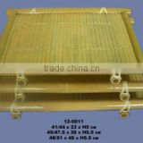 Bamboo table tray
