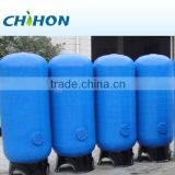 Blue RO FRP Pressure Vessels & FRP RO Pressure Vessels For Water Treatment & Chemical Pressure Vessel