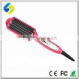3 IN 1 multi-function Ceramic Brush Hair Straightener and Curling Iron                                                                         Quality Choice