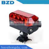 Newness CE Mountain Bicycling Item Traffic Light LED Laser Bicycle Light Set / High Quality Bicycle Lights with High Bright
