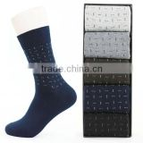 Bamboo mens dress socks