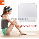 Original Xiaomi Mi Smart Weighing Scale Mi Scale with Smart Body Analyzer Support Android 4.4 iOS 7 with Bluetooth 4.0