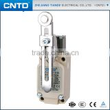 CNTD Industrial Automation Limit Switch, Adjustable Roller Lever, SPDT Switch CWLCA12-2-Q