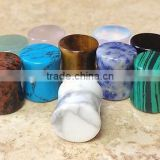 Body Jewellery Organic Stone Plugs