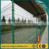 Guangzhou factory construction site safety fence/galvanized security fence for construction site