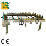 pneumatic silk screen mesh stretching machine for sale TM-1600LA