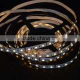 festalight wholesales 12V non-waterproof ce rohs IP20 50m per roll 4.8w blue PVC warm white 5050 led flexible strip 3528