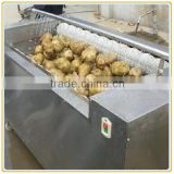 Low invest potato processing machine for potato processing/potato chips processing machine