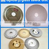 best price in china diamond disc for cutting gemstone electroplated diamond gemstone disc