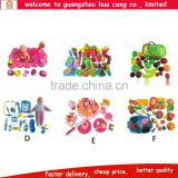 High quality educational pre-school toys , plastic baby play set toys for sale