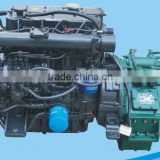 High speed marine diesel engine set with gearbox for fishing boat used SY485Y 40Hp                                                                         Quality Choice