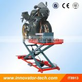 Electrical power hydraulic motorcycle lift table                                                                         Quality Choice