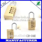 Digtal resetable new style china wholesale compass luggage lock