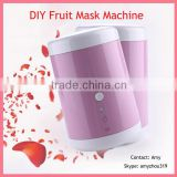 Unisex Whitening Moisturizing DIY Natural Fruit Vegetable Facial Collagen Powder Mask Maker Machine