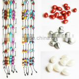 2015 Hot Sale New Products Food Grade Silicone Teething Nursing Beads