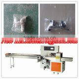 Plastic Elbow pipe flow wrapping machine