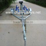 CE Small Inflatable Boat Trailer