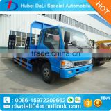 JAC 4*2 Flat Transport Truck of 8 tons for sale
