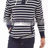 man sweater stripes knitted sweater wool sweater design for boys custom hoodies
