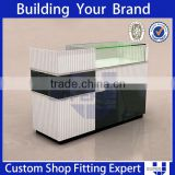clothing store furniture cash counter modern retail cashier counter