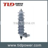 T0064 12kv high voltage metal oxide surge arrester/lightening arrester/lightning arrester