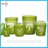 Special Colored Pots Garden Plant Pot Flower Pots With Hand Painting                                                                         Quality Choice                                                     Most Popular