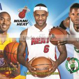 Xinlong Hot-selling basketball super star paper poster