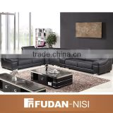 Luxury modern home living room furniture 7 seater fabric corner sofa sets designs and prices