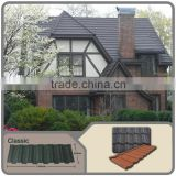 Quality Classical Metal Roof Tiles/insulated roof panels/classic colorful stone coated metal roofing sheets Low Price Promotion