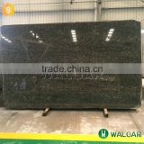 Best price butterfly green granite slab