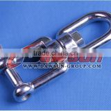Hot sale Heavy Duty Stainless Steel Swivel With Jaw & Eye,China Supplier High quality