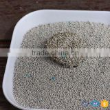 High absorption super white thin bentonite pet sand