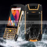 android ip68 quad core rugged phone IP68 Waterproof Shockproof Dustproof Outdoor Army Android