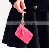 card holder,coin transport card holder,with Keychain women coin purse                                                                         Quality Choice