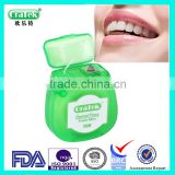 oral care dental flosser with nylon thread 50m