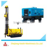 KW20 Portable Engineering Water Well Drilling Rig Up To 200m Water Drilling Machine For Sale