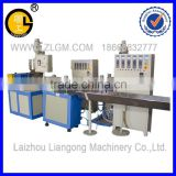 PVC plastic spiral reinforced Pipe production line/plastic pipe production line/PVC pipe production line