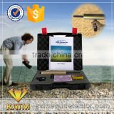 The Advanced Technology Long Range Diamond Gold Silver Aluminum Lead Tin Underground Metal Detector KATM-AKS and New Manual