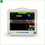 High Resolution Patient Monitoring Equipment 6 Parameters With 12.1 Inch TFT LED Display