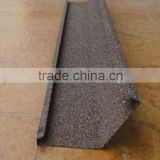 Building materials/Stone coated Roof sheet Accessories Ridge Hip/Roof sheet Accessories Ridge Hip
