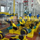 Jinan Huafei HG1-5 to HG1-500 ton Self Aligning Welding Turning Roller Pipe/tank/dumper Turning Rotator